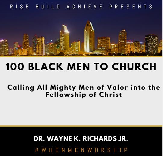 100 Black Men To Church